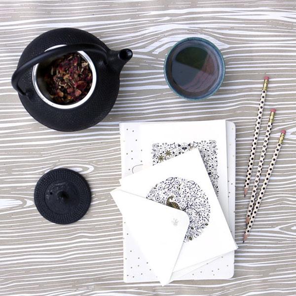 start a tea ritual