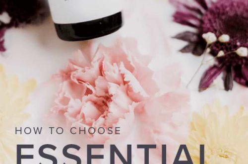 essential oils sugar scrub